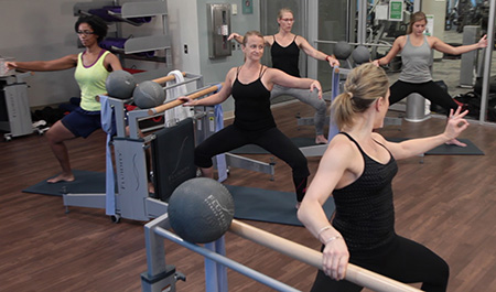 intro to barre